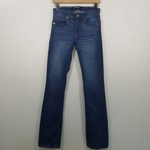 Barely Boot Mid Rise Stretch Jean Size 0R